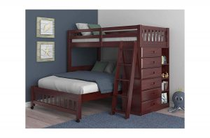 Discovery World Furniture Twin Loft Bed