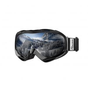 OutdoorMaster OTG Snowboard Goggles for Men and Women