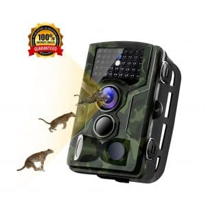 Binrrio 1080P Trail 16MP Camera