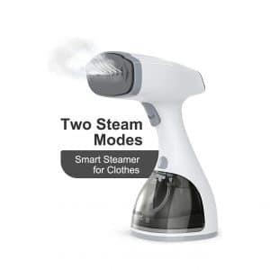 Dodocool Steamer for Clothes with LCD Smart Screen