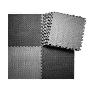 Innhom 12 to 24 Tiles Gym Flooring Mat