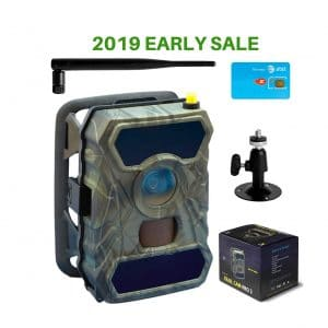CreativeXP 3G Cellular Trail Camera