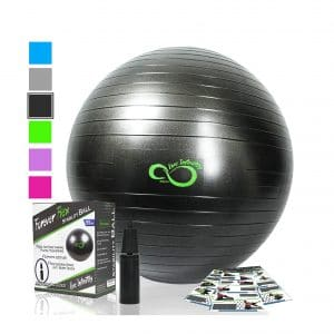 Live Infinitely Professional Grade Exercise Ball