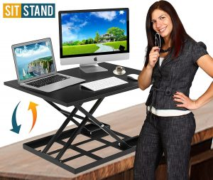 Defy Desk Table Stand - 32 inch