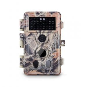 Meidase 16MP 1080P Trail Camera