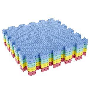 Stalwart Foam Mat Floor Tiles