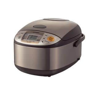 Zojirushi 5-1:2-Cup (Uncooked) NS-TSC10 Micom Rice Cooker