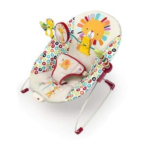 Pinwheels Playful Bouncer by Bright Starts