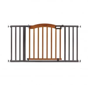 Summer Infant Decorative Wood and Metal Baby Gate