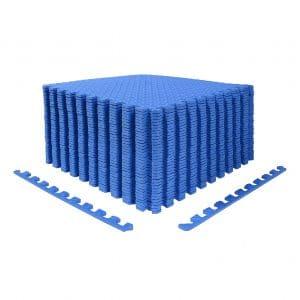 Wardmason Interlocking Foam Mat 24 x 24 x ½ Inches Puzzle Mat