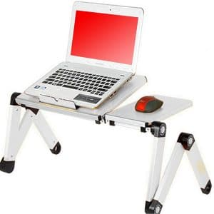 Desk York Portable Laptop Table Stand