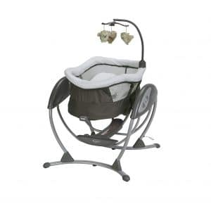 Graco DreamGlider Percy Gliding Sleeper and Swing