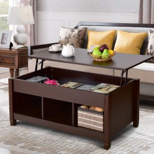 Top 10 Best Coffee Table with Storage in 2019