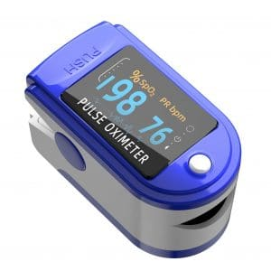 CKeep Pulse Oximeter Fingertip