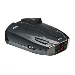 Cobra ESD7570 9-Band Radar Laser Detector
