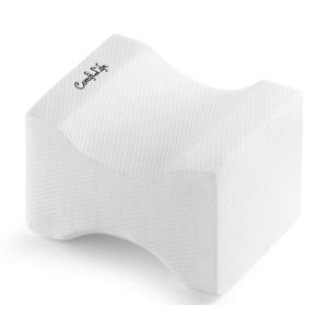 ComfiLife Knee Pillow – Memory Foam Wedge Contour