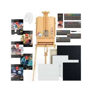 Arteza Mixed Media Art Set Painting Kit