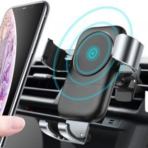 TORRAS Wireless Car Charger Holder