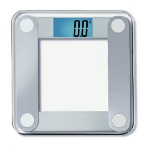 "EatSmart Precision Digital Bathroom Scale w:Extra Large Lighted Display, 400 lb. Capacity and""Step-On"" Technology - 25,000+ Reviews EatSmart Guaranteed Accurate"
