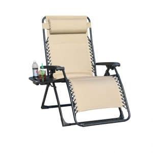 GOLDSUN Lounge Chair Adjustable Recliner