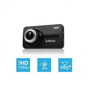 KDLINKS X1 Full HD Dashboard Camera