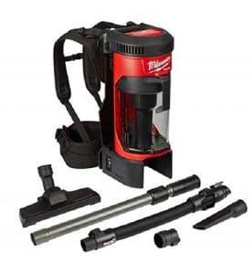 Milwaukee 3-in-1 Vacuum Backpack