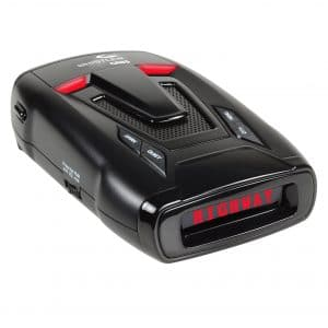 Whistler CR85 Laser Radar Detector