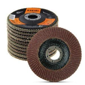 KSEIBI Aluminum Oxide Grinding Wheel