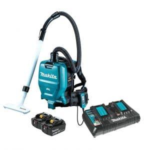 Makita Cordless Backpack Vacuum