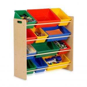 Honey-Can-Do SRT-01602 Kids Toy Organizer
