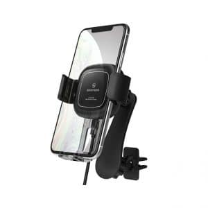 Sinjimoru Auto Clamping Wireless Car Charger Mount