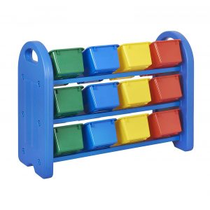 ECR4Kids 3Tier Toy Storage Organizer