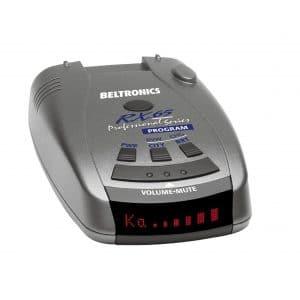 Beltronics Professional RX65-Red Radar Detector