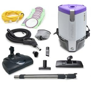 Proteam Super Commercial Backpack Vacuum