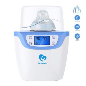 Bellababy Intelligent 3 in 1 Automatic Bottle Warmer