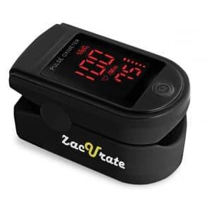 Zacurate Pulse Oximeter Fingertip