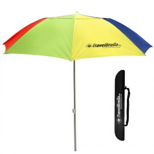 EasyGoProducts Travel Beach Umbrella