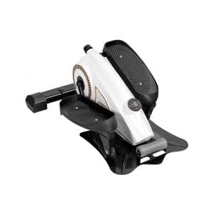 FYLD 2-In-1 Under Desk Elliptical Stepper