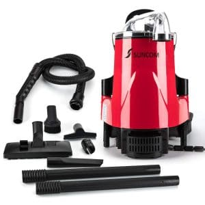 Commercial Backpack Vacuum