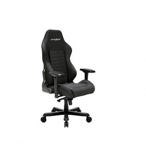 DXRacer Iron Series Black Gaming Chair – OH:IS132:N
