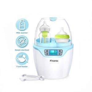 Firares Quicker Steam Heating Baby Bottle Warmer