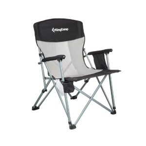 KingCamp Foldable Camping Chair with Cup Holder
