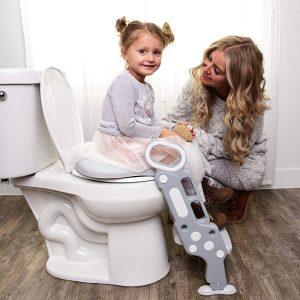 Stupendous The Top 10 Best Toilet Seat With Step Stool Ladders In 2019 Frankydiablos Diy Chair Ideas Frankydiabloscom