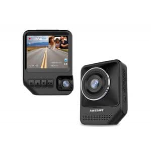 AWESafe Dual Dash Cam for Cars