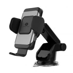 BESTHING Wireless Charger, Windshield & Dashboard Car Mount