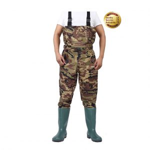 Yiwu Bode- Chest Waders Cleated Hunting Fishing Waders Boots