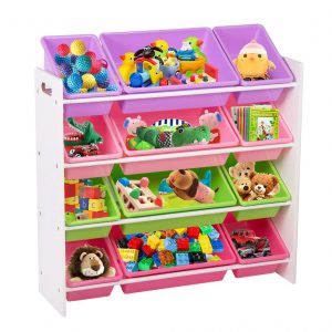 BestMassage Kids Toy Storage Box