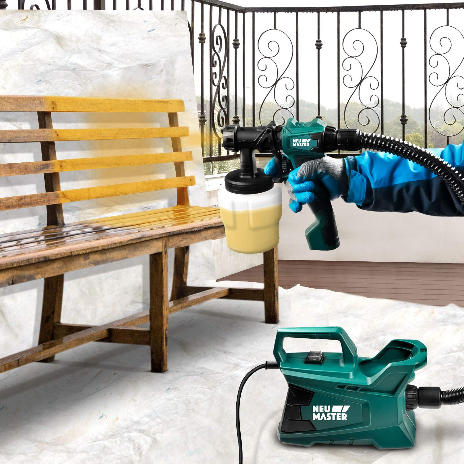 Remarkable Top 10 Best Electric Hvlp Spray Guns In 2019 Reviews Pdpeps Interior Chair Design Pdpepsorg