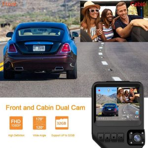 Top 10 Best Wide Angle Dashboard Cameras in 2019