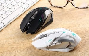 image feature Wireless Computer Mouses
